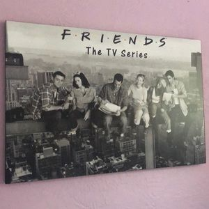23 by 35 friends picture frame